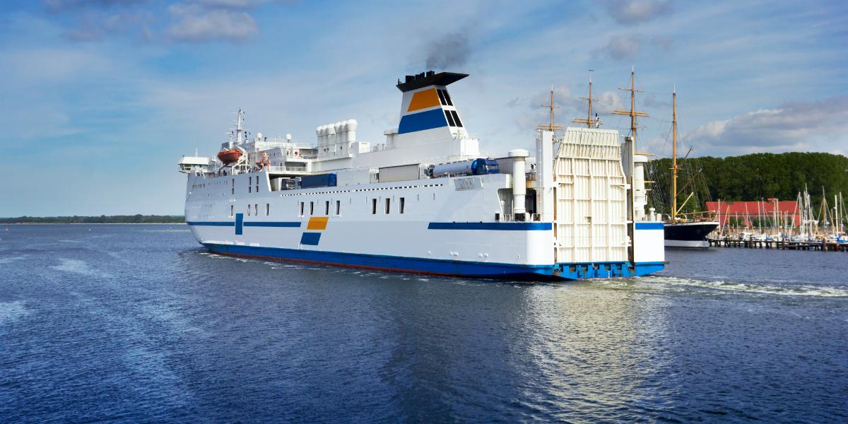 Ro-Ro Ferry - Ferry Plus
